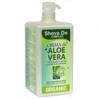 Crema de aloe vera vitaminada 1 litro shova.de