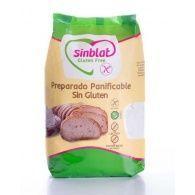 Preparado panificable sin gluten 1 kg sinblat