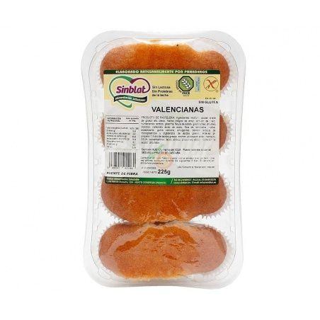 Magdalenas valencianas sin gluten sinblat