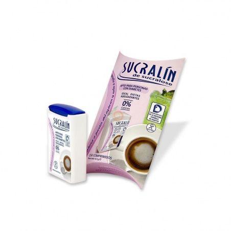 Sucralín en pastillas 150 unidades sucralose