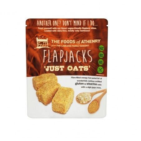 Flapjacks just oats 150 gramos the foods of athenry