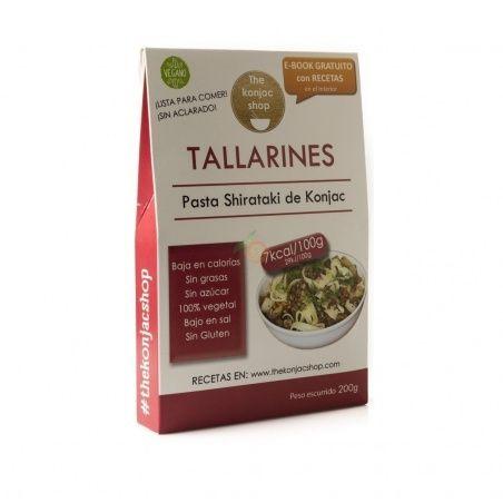 Tallarines 200 gramos the konjac shop