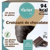 Croissant de chocolate 35 gramos variet diet