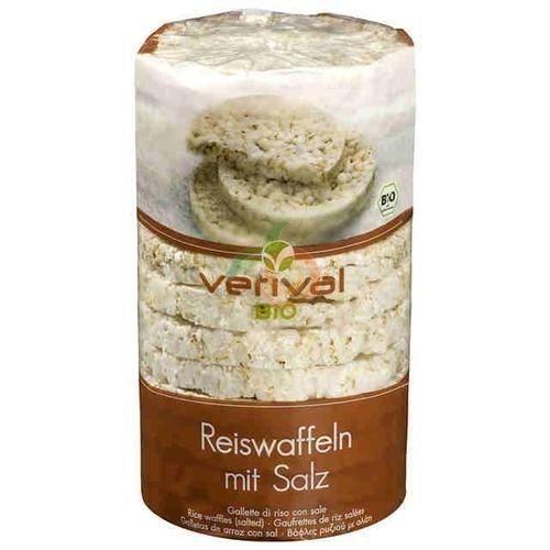 Tortitas de arroz con sal 100 gramos verival bio