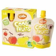 Jugo sabor manzana y plátano 4 unidades vitabio