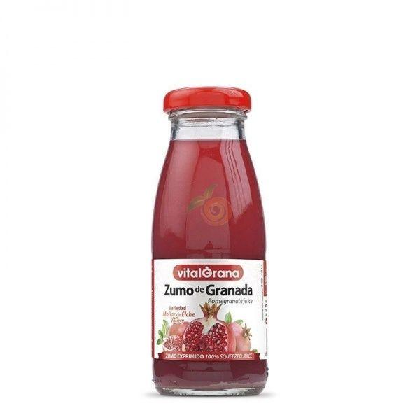 Zumo de granada 750 ml vitalgrana
