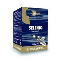 Oligogranulos selenio 50 cápsulas way diet