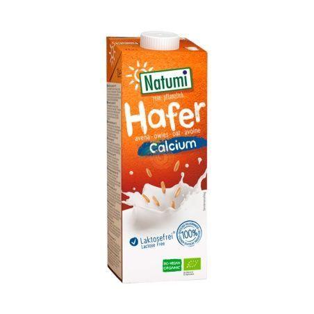 Bebida de avena con calcio 1 litro natumi