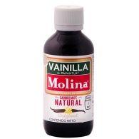 Saborizante vainilla liquida natural 250 ml vainilla molina