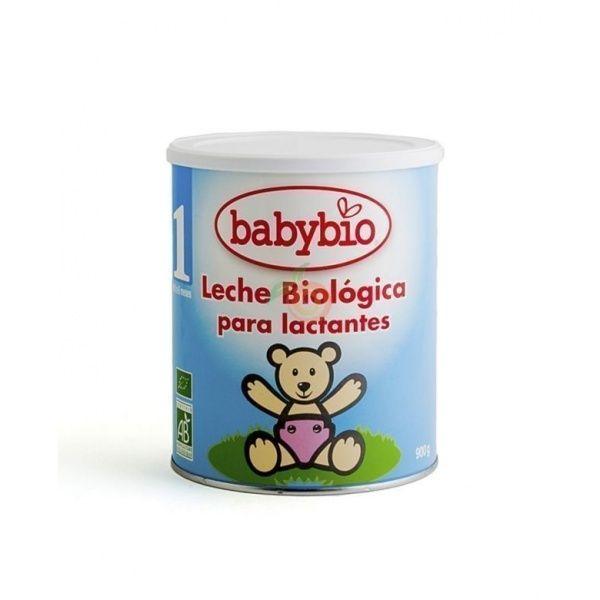 Leche lactantes 1 bio 0-6m 900 gramos babybio