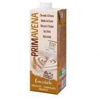 Bebida vegetal de avena y chocolate bio 1 litro primavena