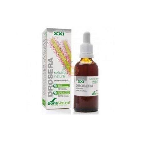 Ext drosera glicerinado 50 ml soria natural