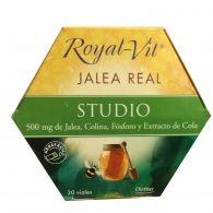 Jalea real royal-vit studio 20 viales dietisa