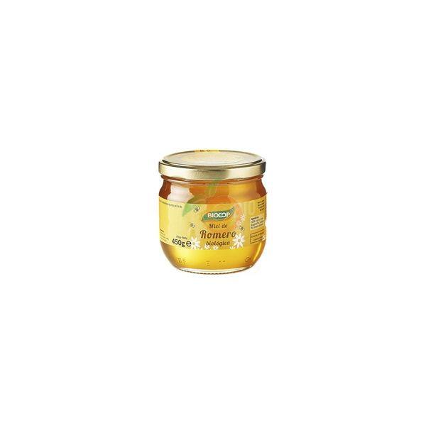 Miel de romero bio 450 gr biocop