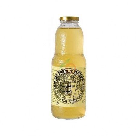 Zumo manzana natural 1 litro cal valls