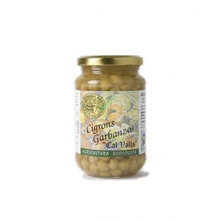 Garbanzos cocidos eco 220gr