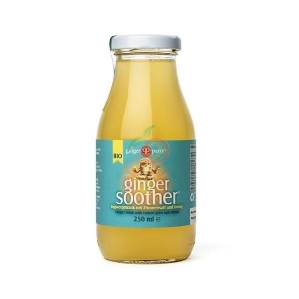 Bebida jengibre y limon bio ginger people