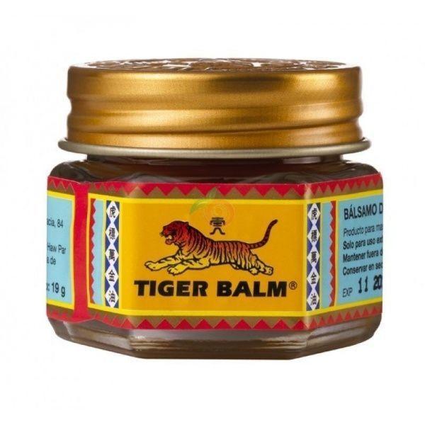 Balsamo tigre rojo dietisa