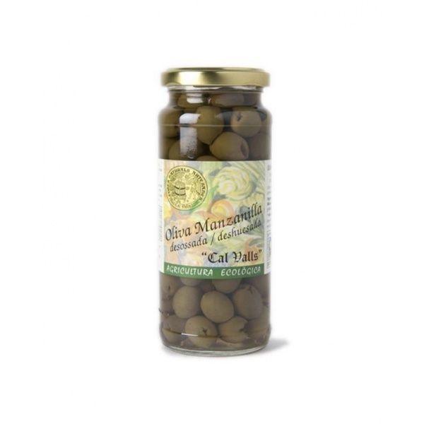 Aceitunas manzanilla sin hueso cal valls