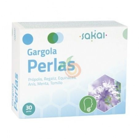 Gargola perlas sakai
