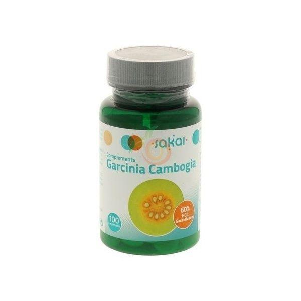 Garcinia cambogia 400mg 100 comprimidos sakai