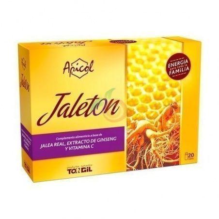 Jalea real ginseng jaleton