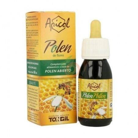 Polen abierto 60 ml apicol tongil