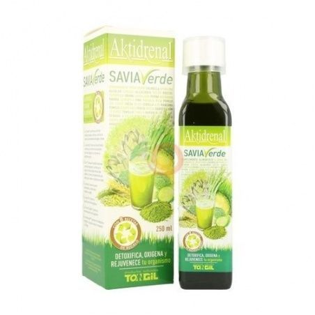 Aktidrenal savia verde 250 ml tongil