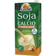 Bebida de soja avellana calcio 1 litro