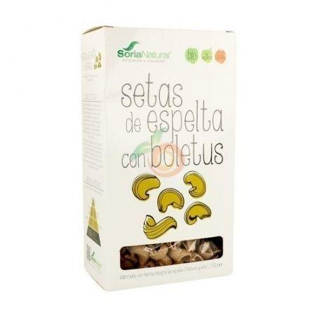 Setas de espelta con boletus 250 gramos soria natural