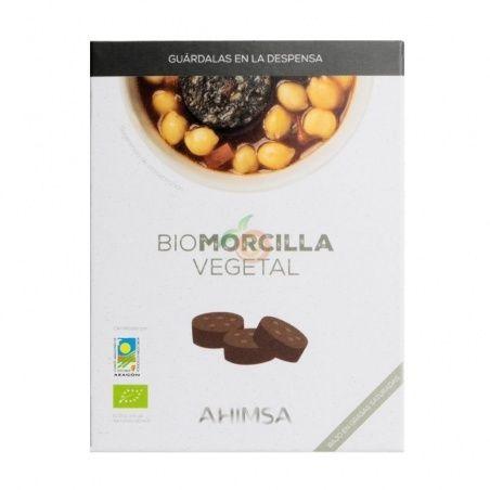 Morcilla vegetal larga duracion bio 230 gramos ahimsa