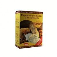 Preparado panificable y reposteria sin gluten 500 gramos sanavi