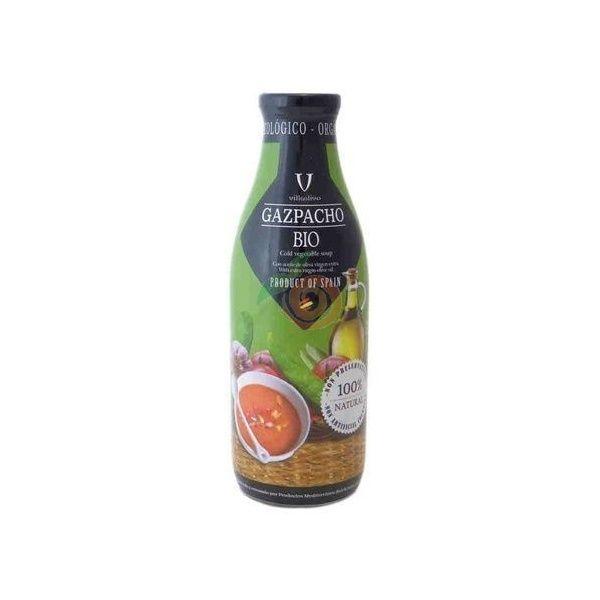 Gazpacho bio 1 litro villaolivo