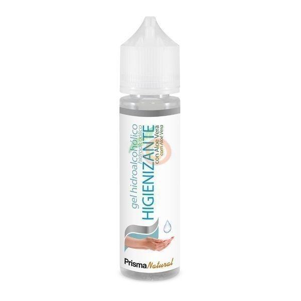 Gel higienizante hidroalcóholico 60 ml prisma natural