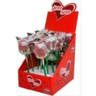 Jelly rose rosas gominolas sin gluten miguelañez
