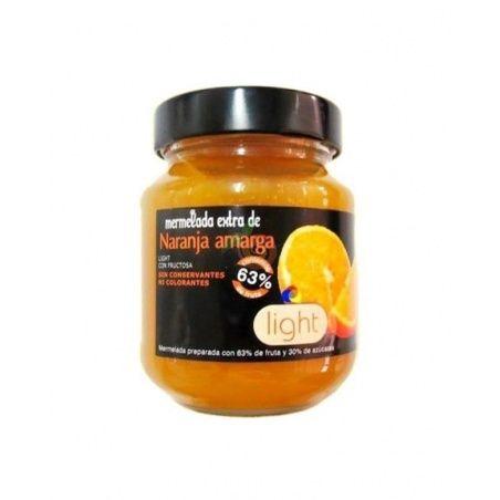 Mermelada de naranja amarga 325 gramos int-salim