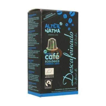 Cafe bio descafeinado en capsulas comercio justo alternativa3