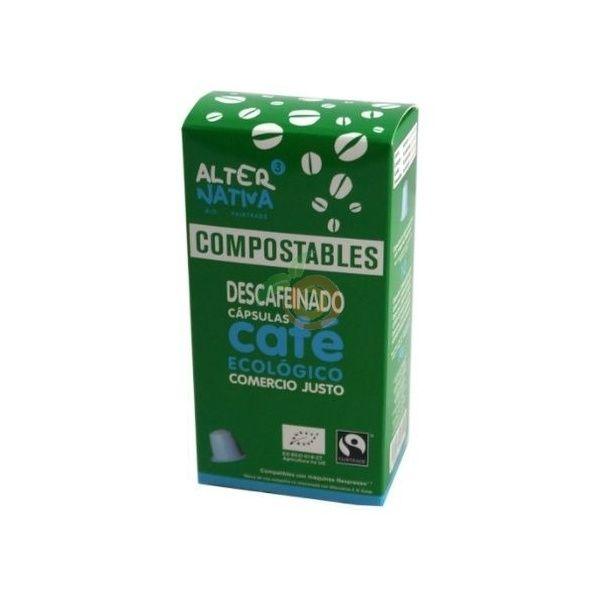 Capsulas compostables de cafe descafeinado ecologico alternativa 3
