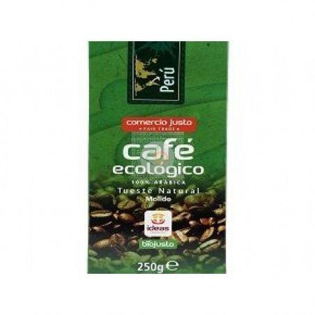 Cafe molido arabica peru bio 250 gramos ideas