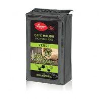 Cafe verde 100% robusta molido bio 400 gramos granero integral