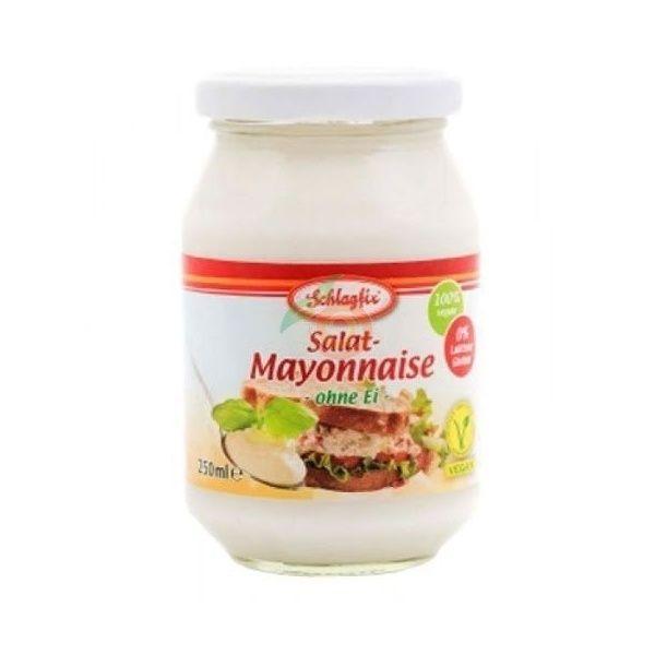 Mayonesa vegana 250 ml schlagfix