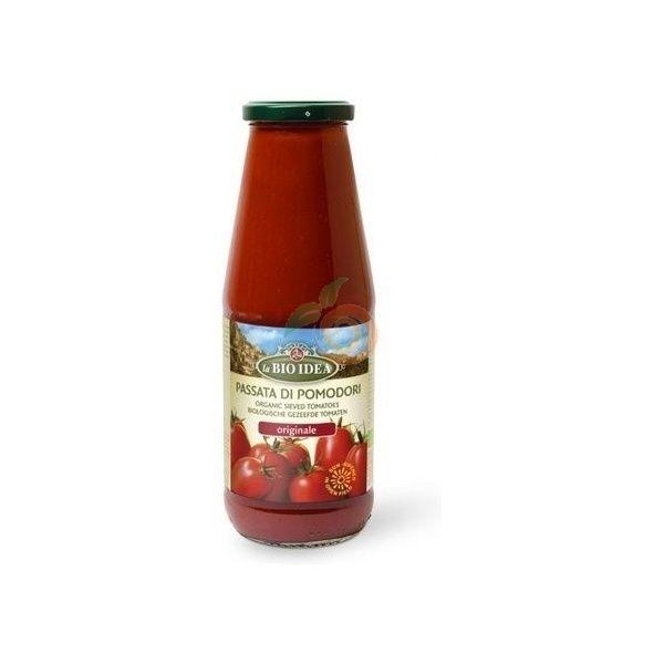 Salsa tomate rustica 700 ml bio idea