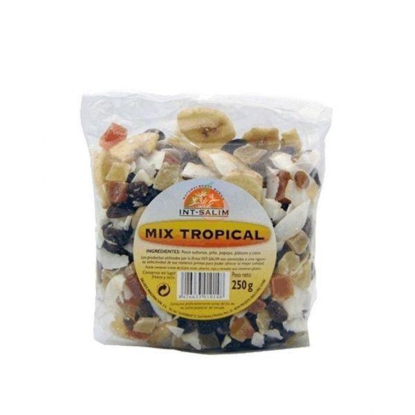 Mix tropical frutas 250 g int salim