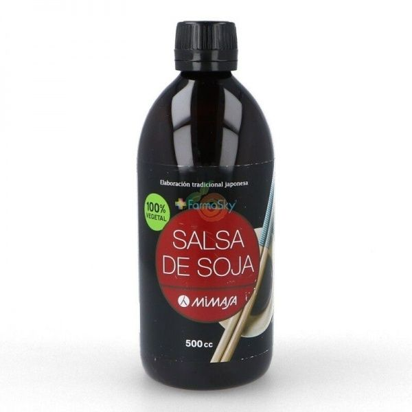 Salsa soja 1 litro mimasa