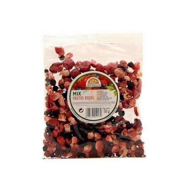 Mix frutos rojos 50 g int salim