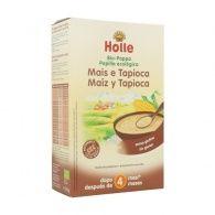 Papilla harina maiz y tapioca eco +4meses holle