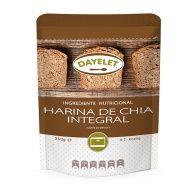 Harina de chia sin gluten 350 gramos dayelet