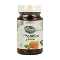 Propoleo y tomillo 60 comprimidos granero integral