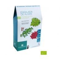 Ensalada de algas eco deshidratada 25 gramos porto muiños