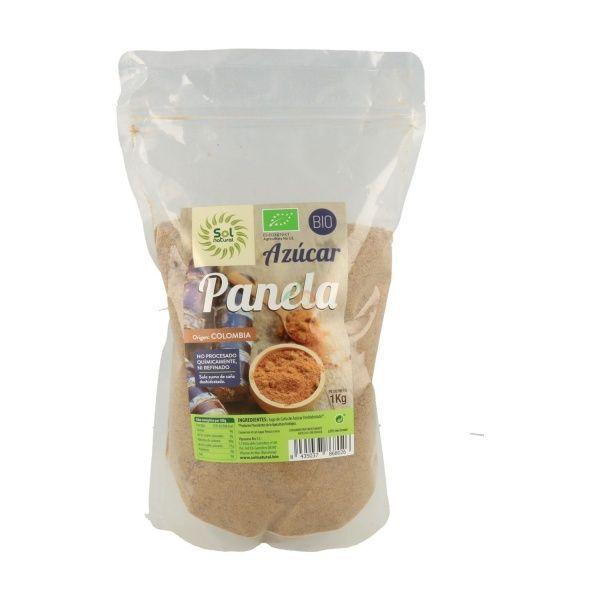 Azucar panela bio 1 kg solnatural